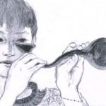 「悪友の条件」挿絵