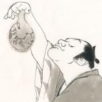 『金のにおい〜とびきり屋見立て帖』挿絵