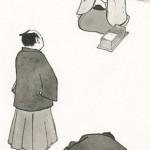 第六回『破邪の剣』後半の挿絵