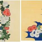 『お江の方と春日局』表紙原画
