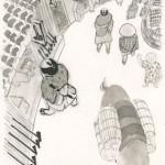 第十回『破邪の剣』前半の挿絵
