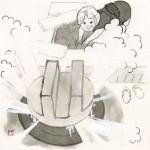 第十回『破邪の剣』後半の挿絵