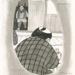 第十三回『破邪の剣』後半の挿絵