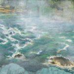 『水壁』カバー原画