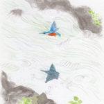 『NHK俳句テキスト』7月号カット